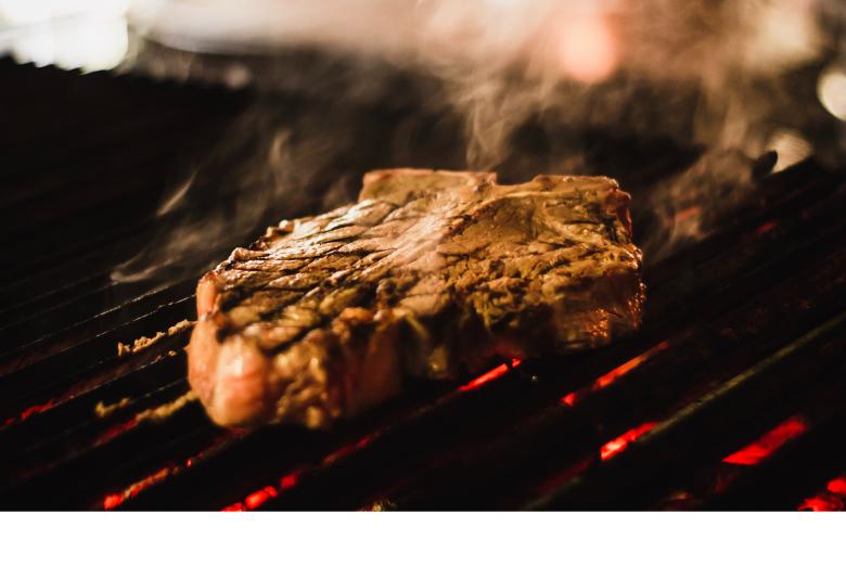Mad Cow steak